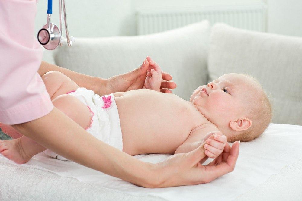 Тремор у малыша